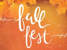 Encourage students to celebrate the season at the inaugural Fall Fest event.