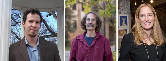 Symposium National Speakers- Keith Payne, Liam Downey, Sarah Anderson