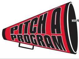 Pitch a Program