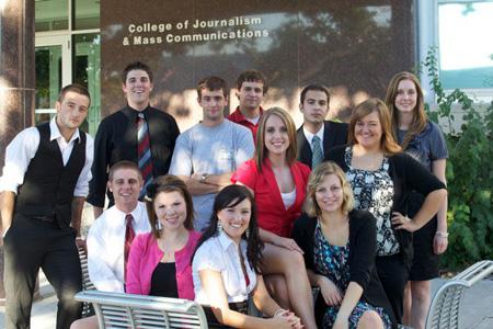 2010-2011 CoJMC Student Advisory Board