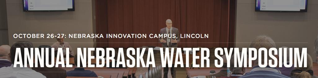 Nebraska Water Symposium