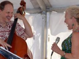 Hans Sturm and Jackie Allen