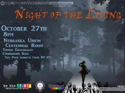 Night Of The Living Drag, FREE event.