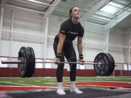 The seventh Strong Husker competition is held Oct. 28.
