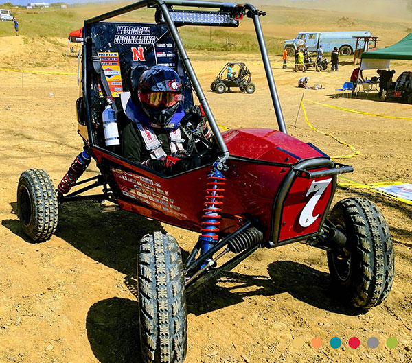 Come meet the Husker Baja SAE team on Friday.