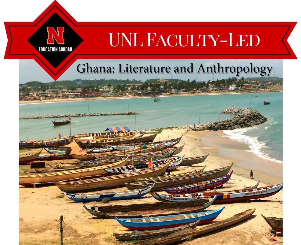 Study in Ghana   Summer 2018