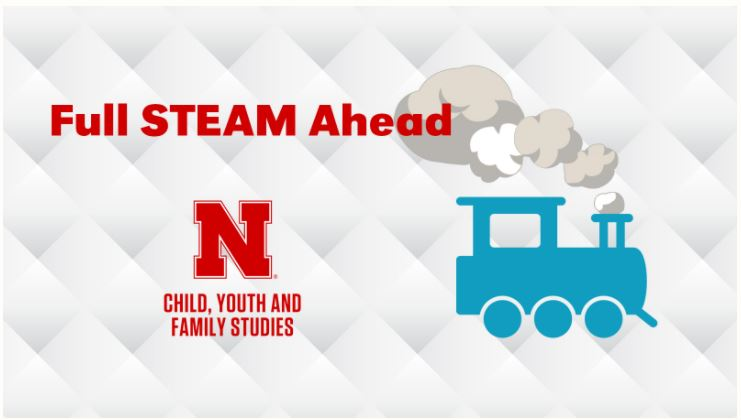 Full STEAM Ahead on Oct 29th from 1-4pm