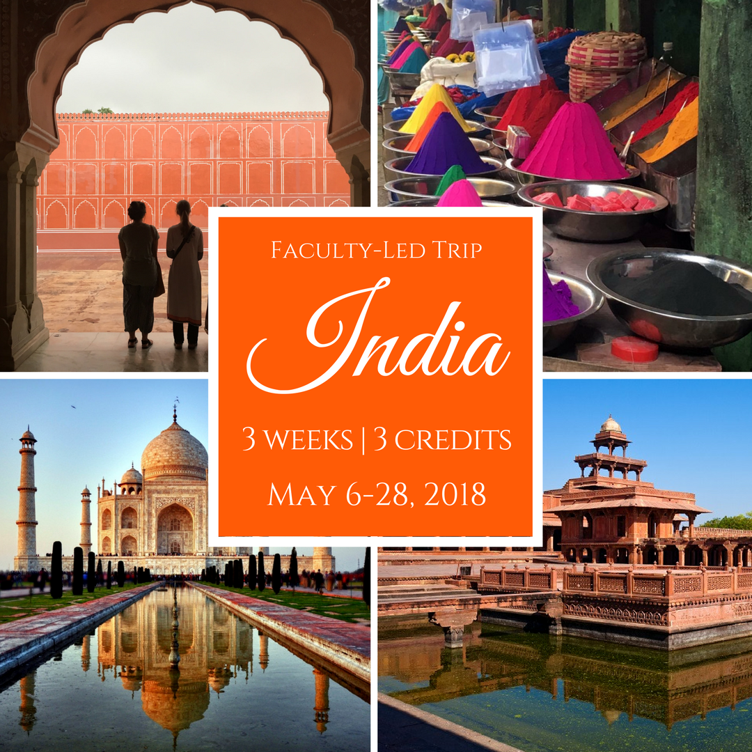 Study in India | Summer 2018