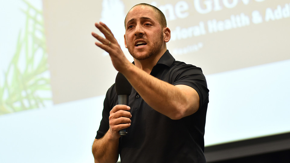 Kevin Hines | Courtesy image