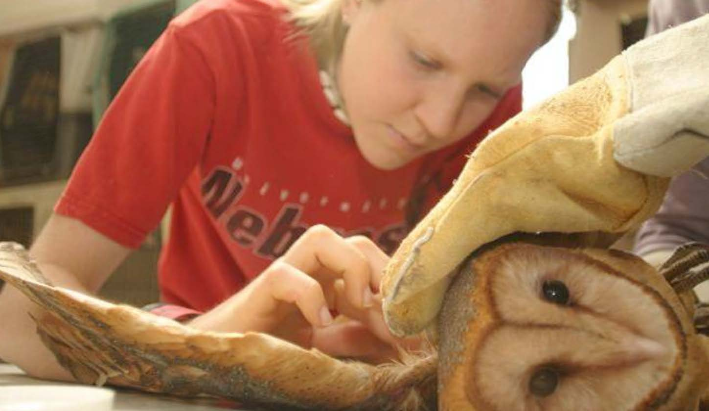 Zookeeping and Management, a new course offered in Spring 2018, will prepare students for careers as zookeepers. | Courtesy image