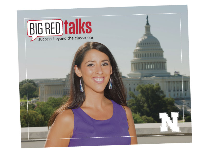 Katie Brossy (UNL '01) is a water rights advocate, lawyer and proud Nebraska alumna. On Nov. 8 at 7 p.m., she will share how her involvement outside the classroom influenced her future.