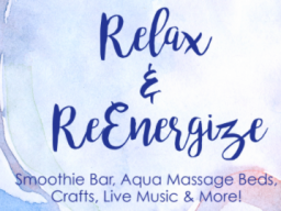Relax & Re-Energize: Join us!