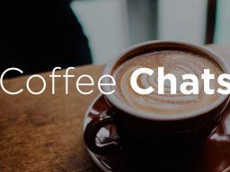 Join us for our first Coffee Chats on November 16th!