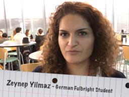 German Fulbright students spent Oct. 14-28 in Nebraska.