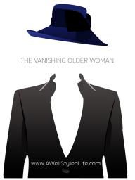 The Vanishing Older Woman