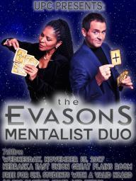UPC Presents: The Evasons
