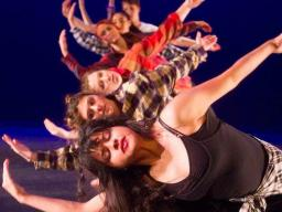 The Student Dance Project is Dec. 1-2 in Mabel Lee Hall's Dance Space.