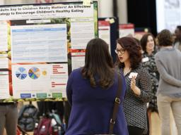 UCARE students present their projects at the annual UNL Spring Research Fair
