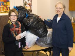The School of Natural Resources will be collecting winter gear and clothing through Dec. 6. for its annual Coats for Clinton drive. | Natural Resources file photo