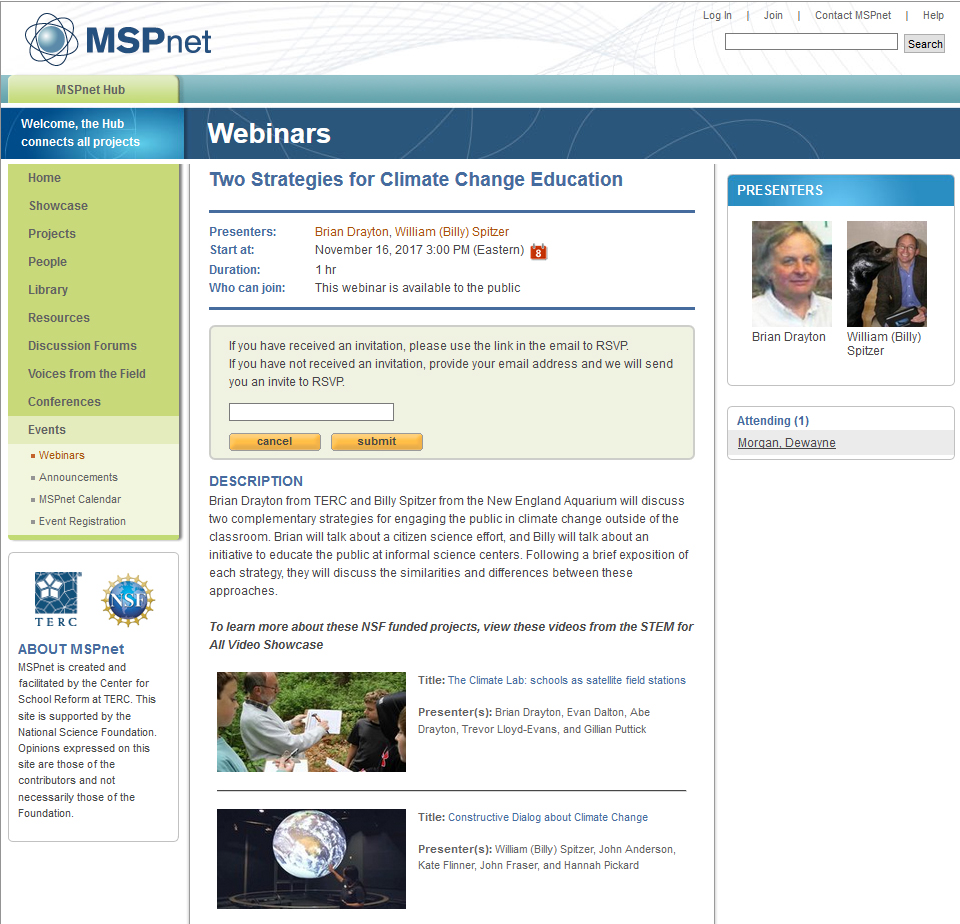 MSPnet