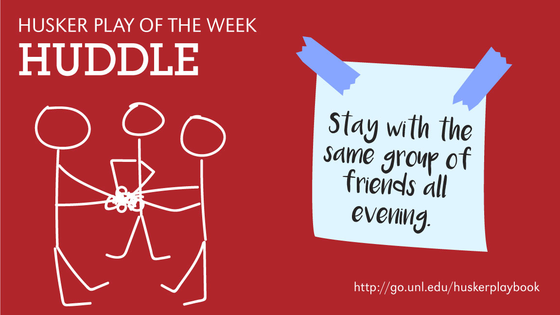 Play of the Week: HUDDLE