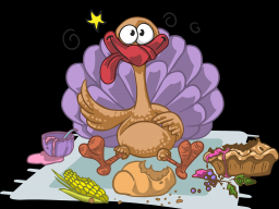 Tell us about your plans for Thanksgiving break!