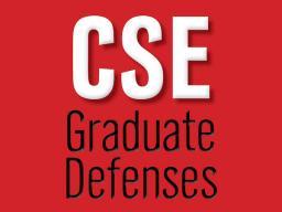 Ph.D. issertation defense
