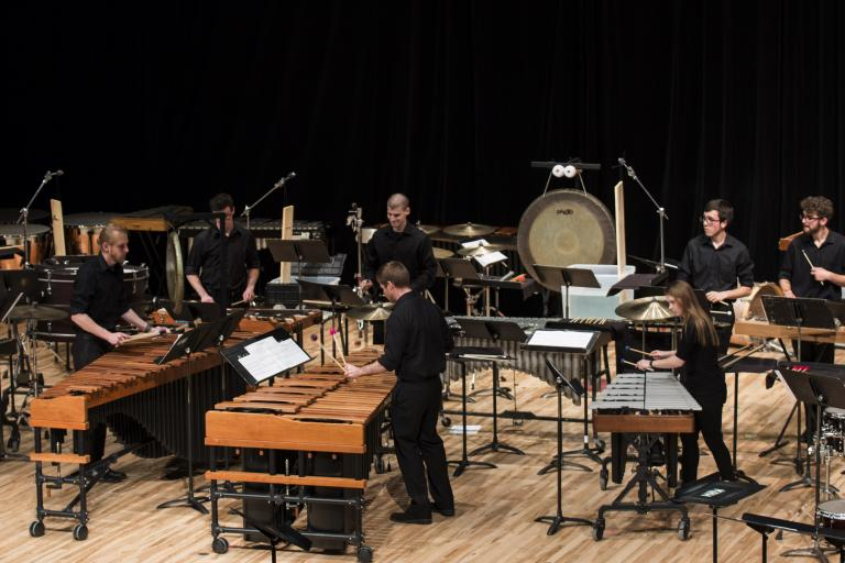 UNL Percussion Ensemble