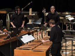 UNL Percussion Ensemble