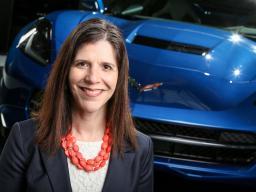Whitney E. Drake manages the Story Bureau & Analytics team within GM Communications.