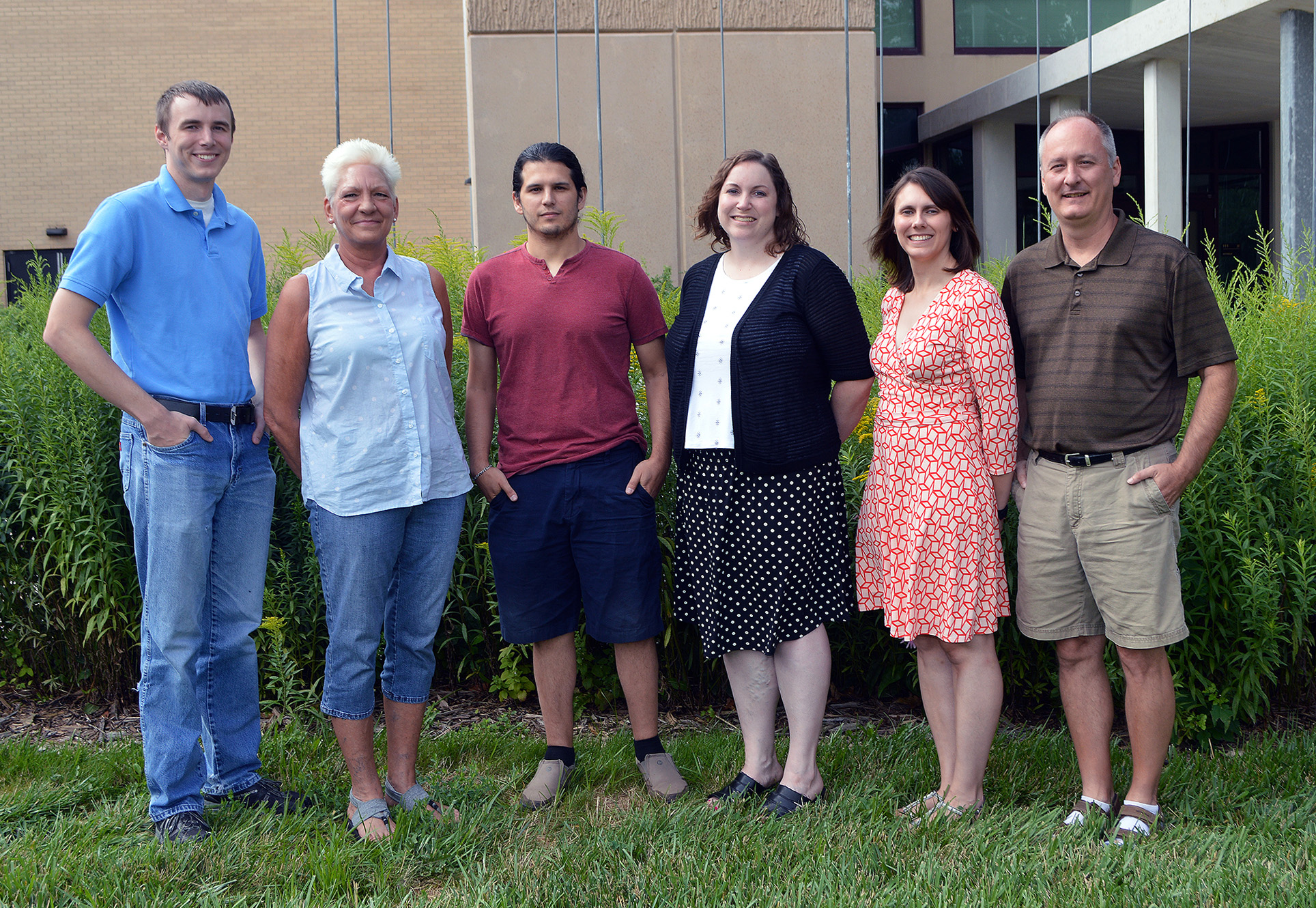 The High Plains Regional Climate Center staff