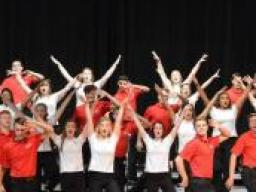 Big Red Singers and Vocal Jazz Performance