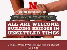 2018 AAA Conference Date Change