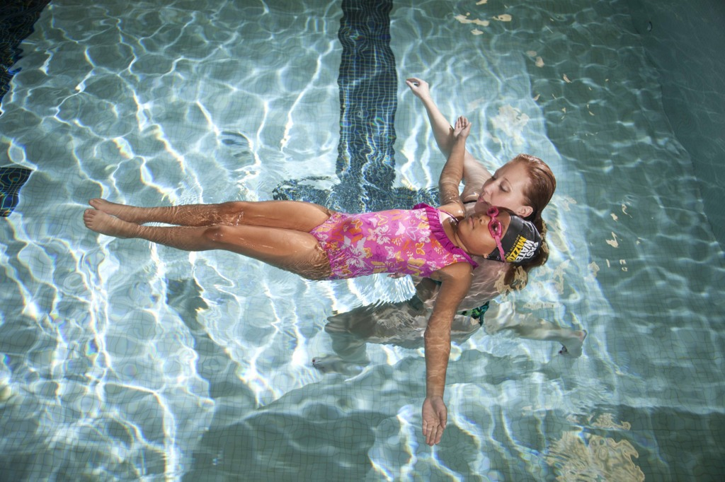 The first sessions of spring swim lessons begin Feb. 5.