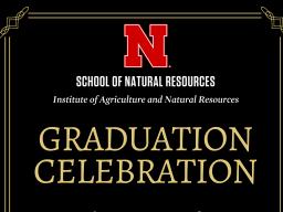 SNR graduation celebration