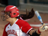 Husker softball's Tatum Edwards.