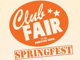 Club Fair Poster, Spring 2018