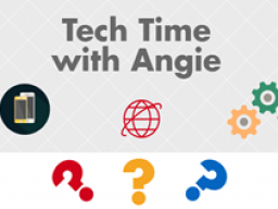 Tech Time with Angie