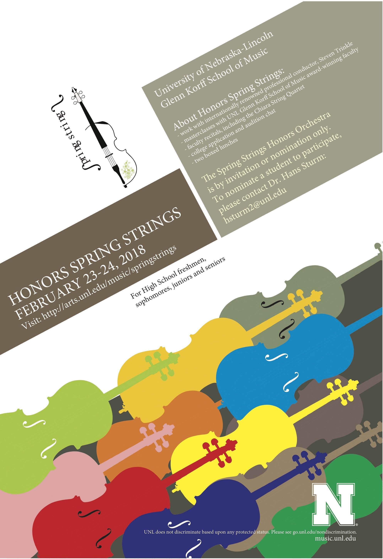 Honors Spring Strings