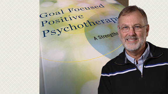 """Mike Scheel and colleague Collie Conoley have authored """"Goal Focused Positive Psychotherapy: A Strengths-Based Approach."""""""