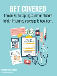 Spring/summer coverage lasts through July 31.