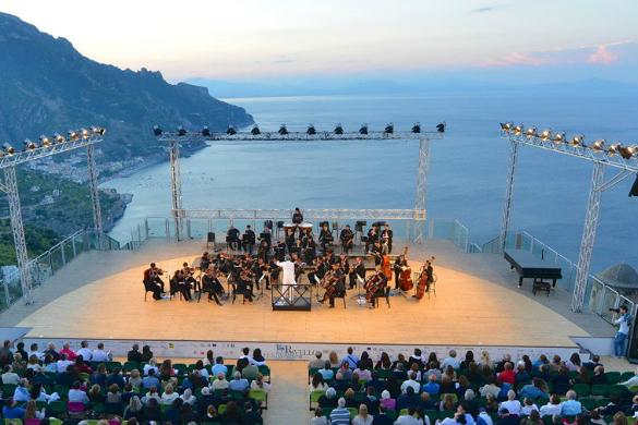 The Amalfi Coast Music and Arts Festival