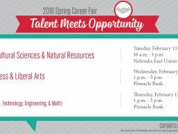 Career Fair Spring 2018