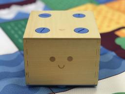 Hands-on coding with Cubetto the robot