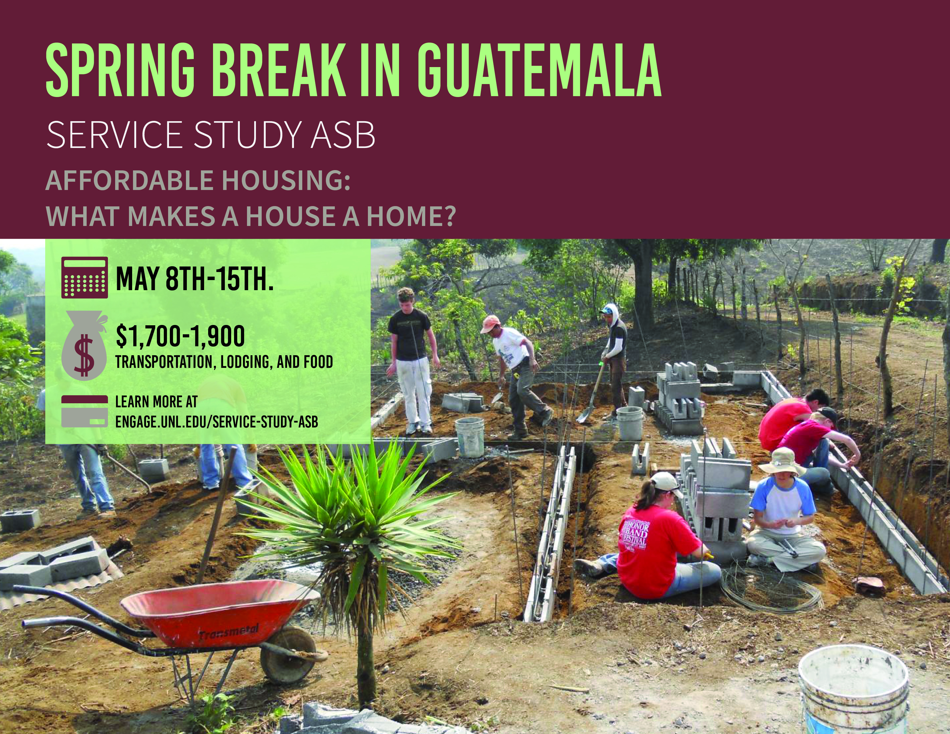 Spring Break in Guatemala: Service-Study ASB