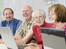 Cyber-Senior Technology Day
