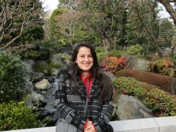STUDENT SPOTLIGHT: Hannah Miller