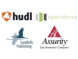 Hudl, opendorse, Sandhills Publishing, and Assurity
