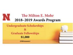 The Milton E. Mohr 2018-2019 Awards Program