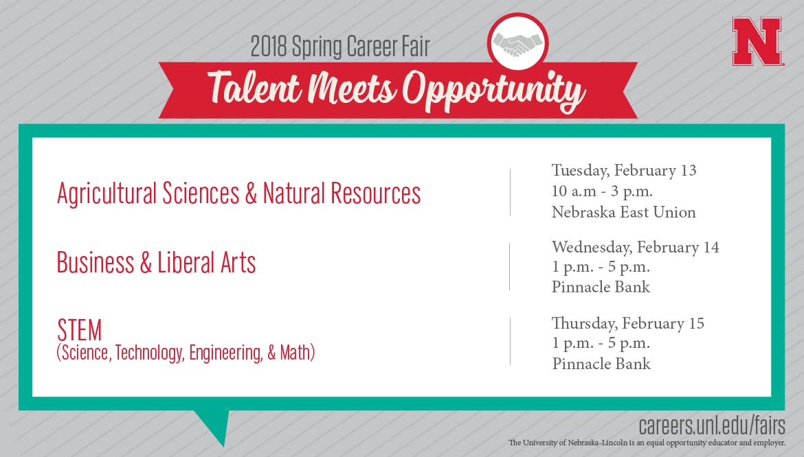 Career Fair Spring 2018